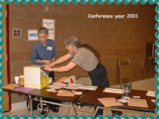 conference 2001