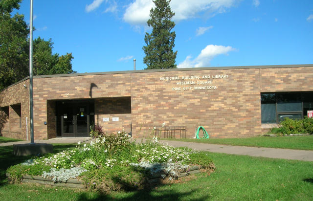Pine City Library